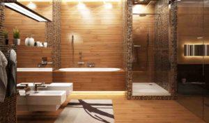 Trabajos realizados en cuarto de baño